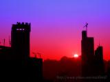 Causeway Bay sunset - »ÉÆrÆW¤é¸¨