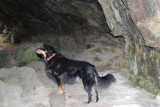Chazzy Goes Spelunking