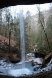Yahoo Falls - January 2, 2010