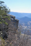 East Pinnacle - Berea Woods - March 6, 2010