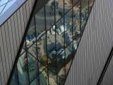 hm ...  Toronto's Royal Ontario Museum new Crystal addition