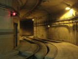 2nd (tie) ... Streetcar tunnel