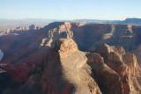 Entering the Grand Canyon