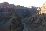 shadowed canyon