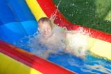 Brooks making quite a splash