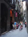 Barric Cyclist