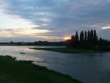 Sunset, Amboise