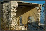 A three wall house... Elkosh, Galilee - Israel