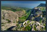 Mt. Nitay Overlooking the Sea of Galilee