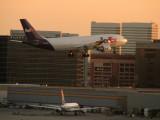 FedEx airbus jet