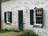 You can stay overnight at the lockhouse