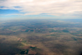 Over the high plains