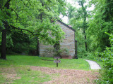 May 23rd - Former lockhouse for lock 10