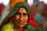Woman - Haridwar