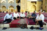 Men - Friday Mosque, Esfahan