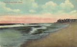 Surf at Brant Rock, Mass. Postmark 1912