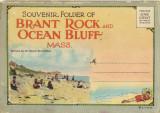 Brant Rock Postcard Folder