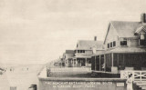 Humarock Beach Entrance - Postmark 1947