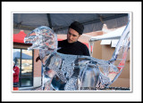 2009 National Ice Carving Championship Competition