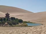 Ming Sha Sand Dunes and Mogao Grottoes Gallery