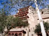 Mogao Grotto Nine Story Pagoda Grotto