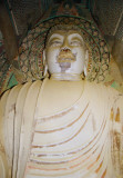 Mogao Grotto Great Buddha Statue 26 Meters Tall
