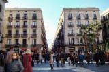 Barcelona, La Paza de San Jaime