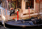 Waiting Gondolier