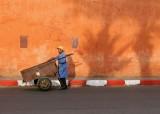 The Medina wall