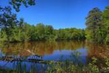 Lake Reflection in HDRMay 19, 2009
