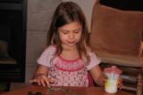 Granddaughter EmmaNovember 27, 2009