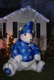 Inflatable Polar BearNovember 30, 2009