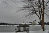 Snow LandscapeDecember 9, 2009