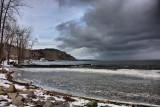 Lake Champlain in HDRDecember 20, 2009