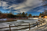 Snow Landscape in HDRJanuary 4, 2010