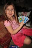 Emma Playing Go FishJanuary 24, 2010