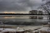 Ice on Mohawk RiverJanuary 27, 2010