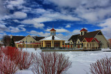 Local Park Buildings in HDR