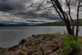 Lake George in HDRMay 9, 2010