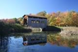 Covered Bridge ReflectionOctober 22 2007