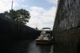 Erie Canal - Inside Lock 18