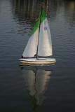 Sailboat ReflectionApril 22, 2008