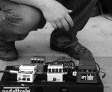 The hand of Ruben (Guitar)