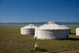 Gers at Gobi Discovery Camp