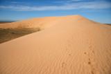 Traveling Dunes