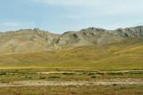 Mountains north of Murun