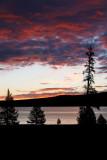 Sunrise on Lake Khuvsgul