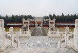 View from the top of the Round Altar, Temple of Heaven