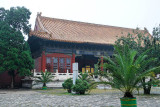 Building on the grounds of Tomb of Emperor Yongle