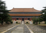 Hall of Eminent Favor, Tomb of Emperor Yongle